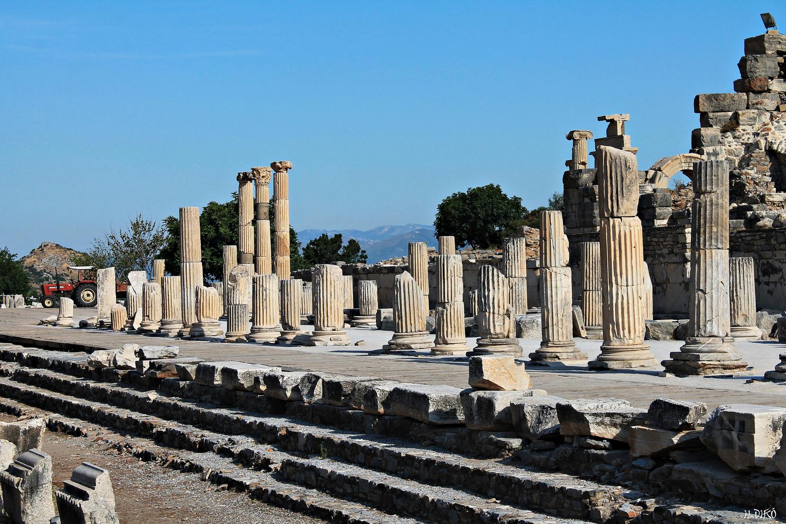 Efesus - Törökország 2015 200