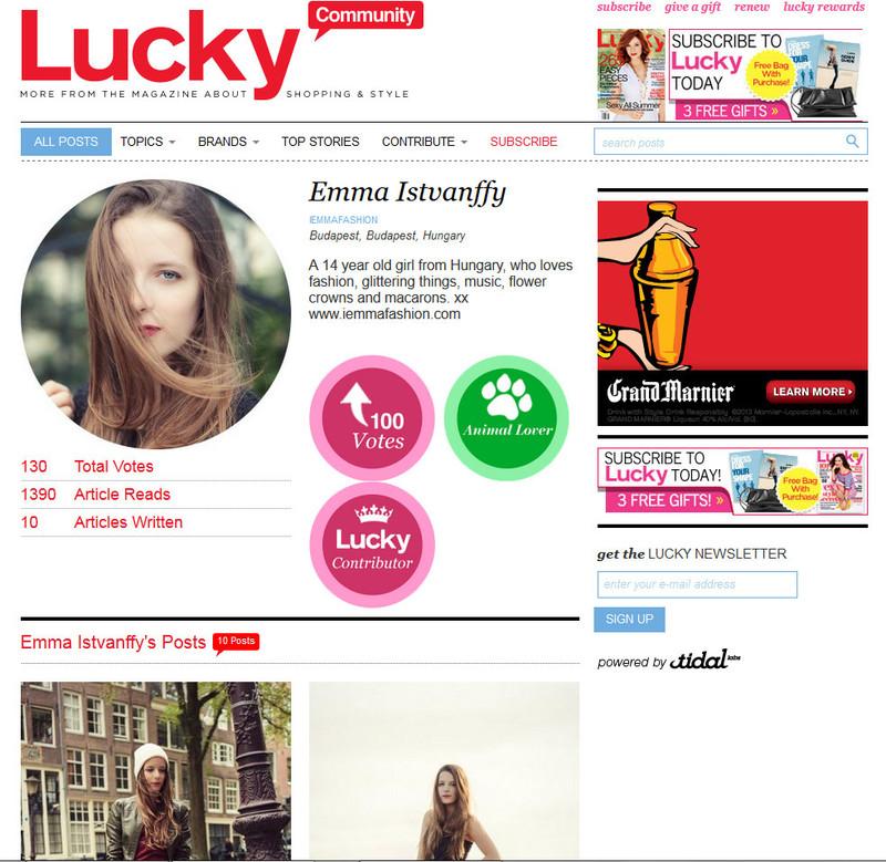luckymag
