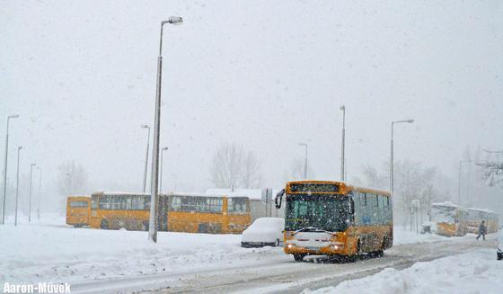 Győri hóhelyzet (0)
