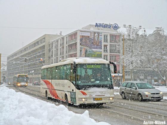 Győri hóhelyzet (1)