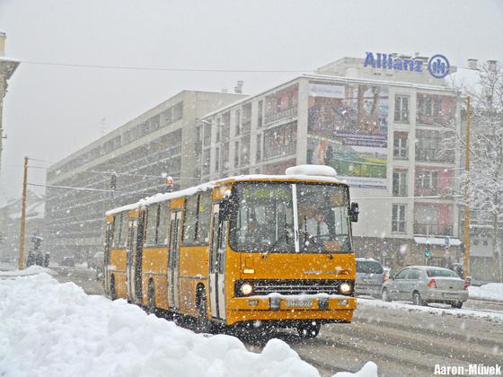 Győri hóhelyzet (3)