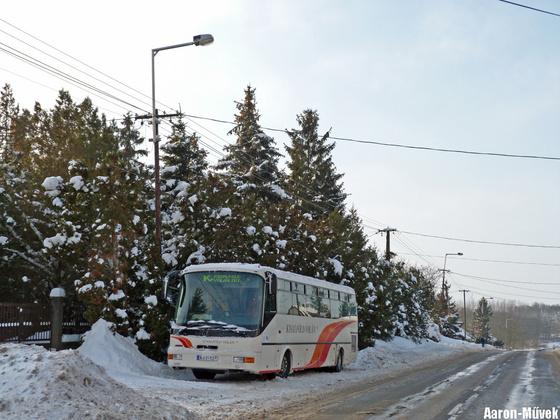 Rábaközi hóhelyzet (1)