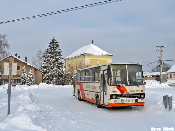 Rábaközi hóhelyzet (2)