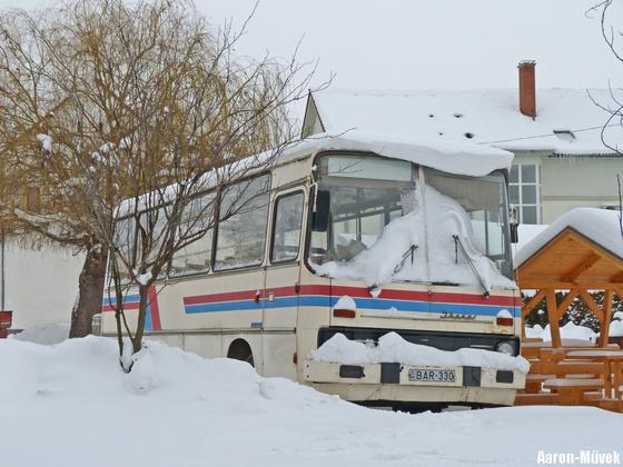 Rábaközi hóhelyzet (8)