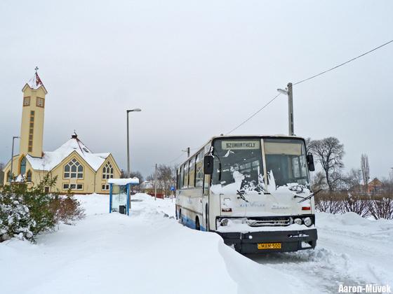 Rábaközi hóhelyzet (12)