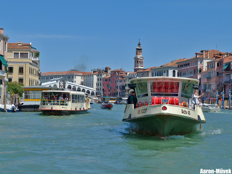 Olasz életképek II - Velence (8)