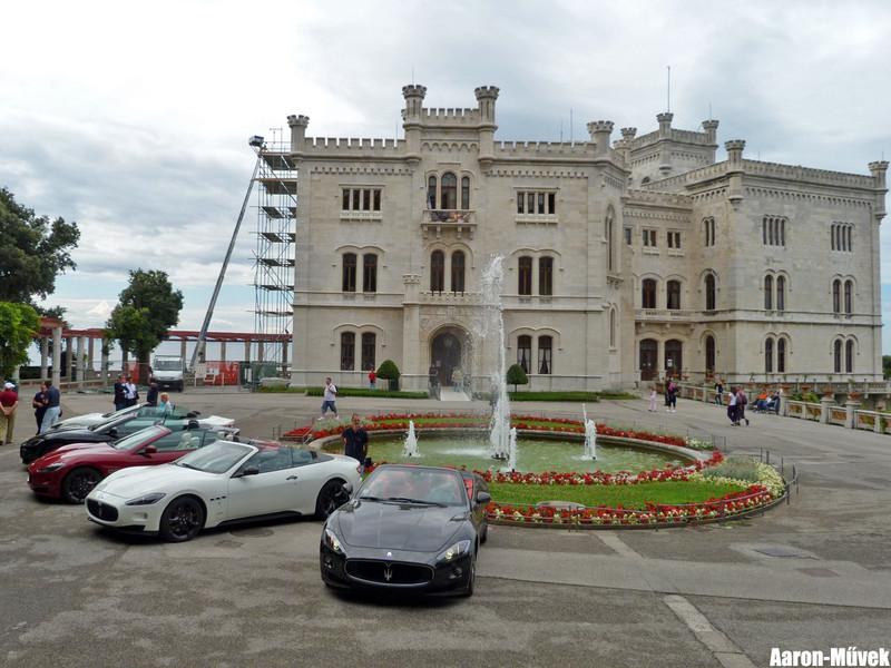Olasz életképek III - Trieste (2)