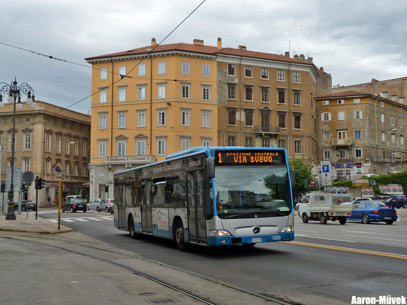 Olasz életképek III - Trieste (5)