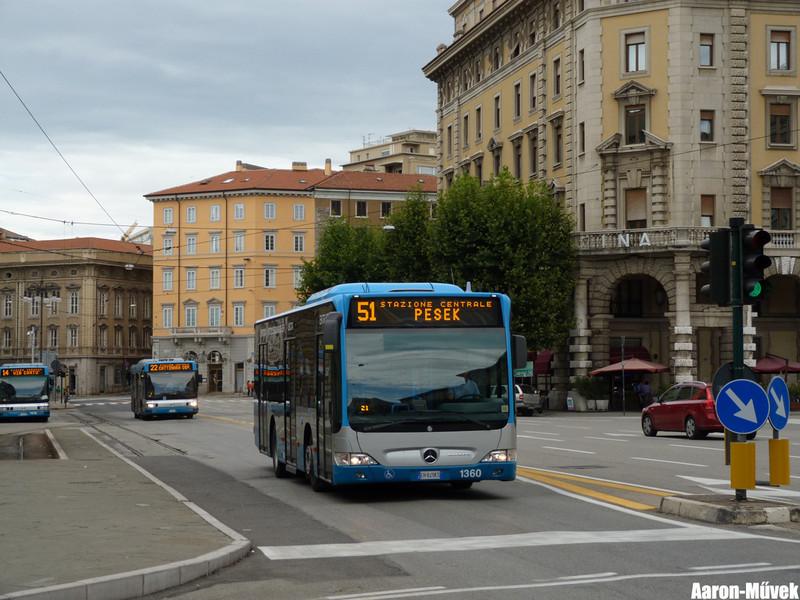 Olasz életképek III - Trieste (6)