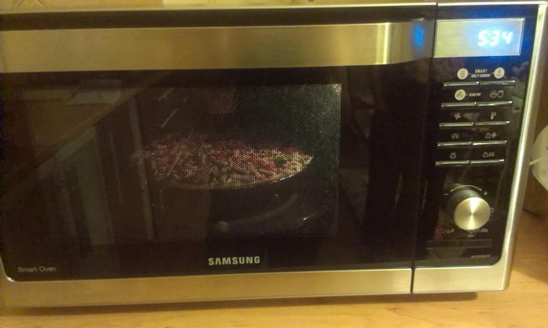 Samsung okossütő