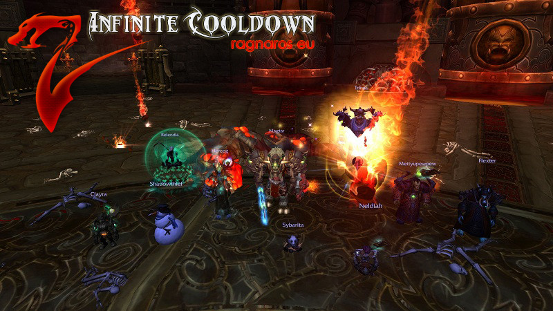 Infinite Cooldown: Primordius - 10 man HC mini