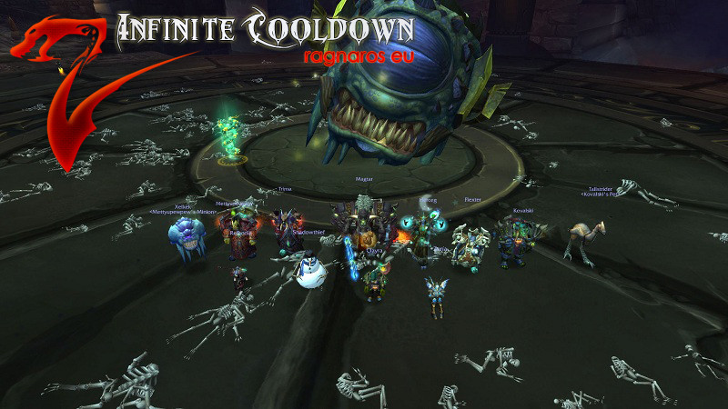 Infinite Cooldown: Durumu - 10 man HC mini