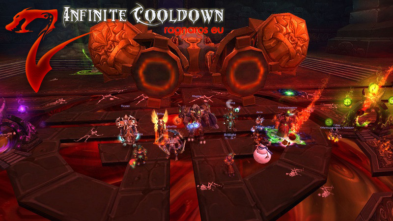 Infinite Cooldown: Dark Animus - 10 man HC mini
