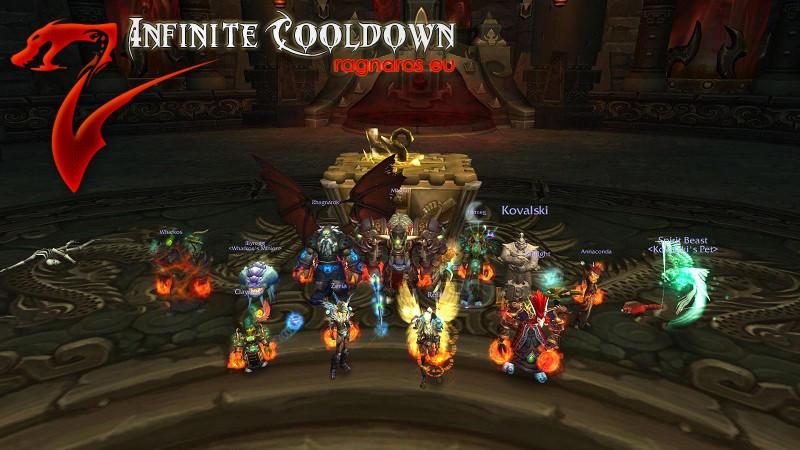 Infinite Cooldown: Ra-den - 10 man HC mini - indafoto.hu