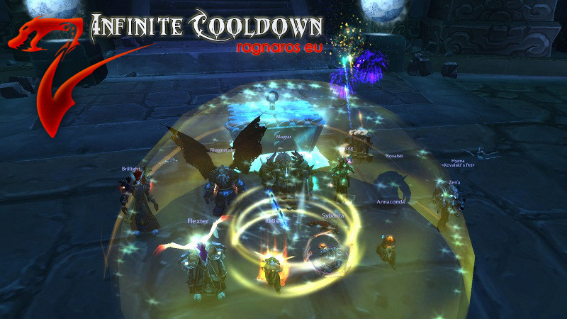 Infinite Cooldown: Immerseus - 10 man HC mini - indafoto.hu