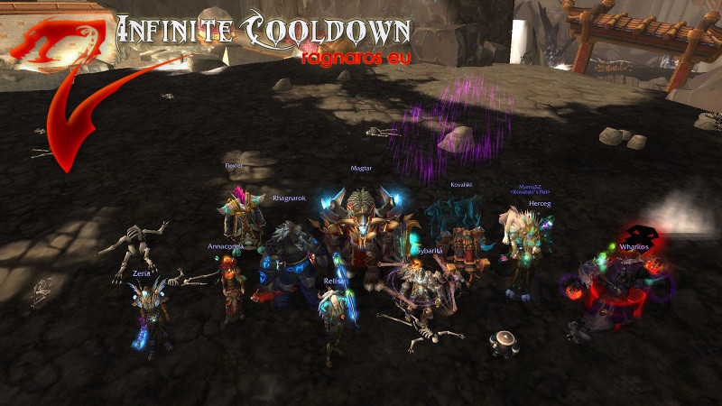 Infinite Cooldown: The Fallen Protectors - 10 man HC mini - indafoto.hu