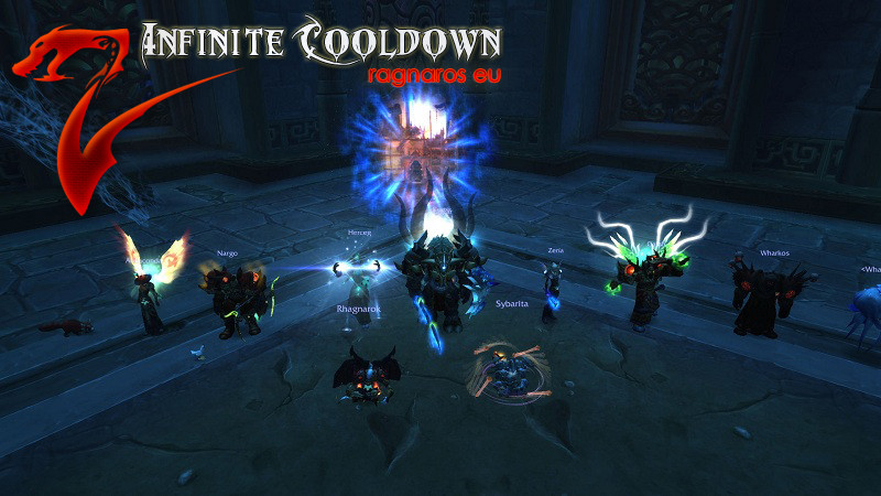 Infinite Cooldown: Sha of Pride - 10 man HC mini - indafoto.hu