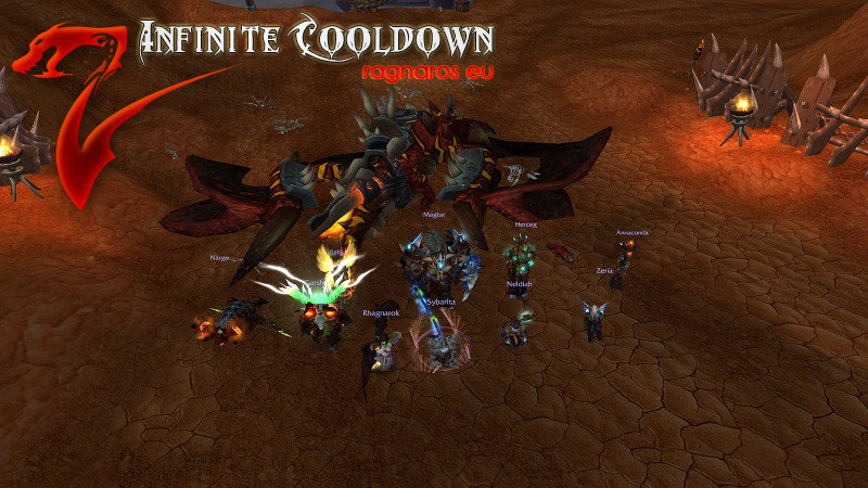 Infinite Cooldown: Galakras - 10 man HC mini - indafoto.hu
