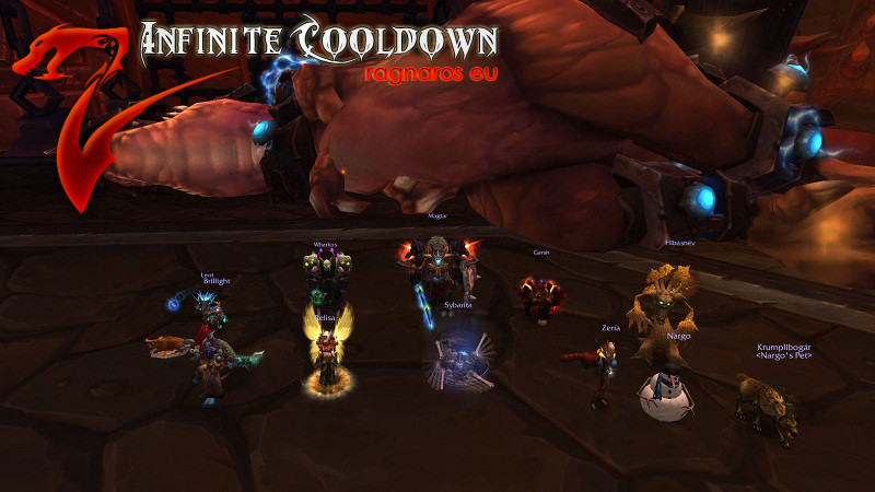 Infinite Cooldown: Thok - 10 man HC mini - indafoto.hu