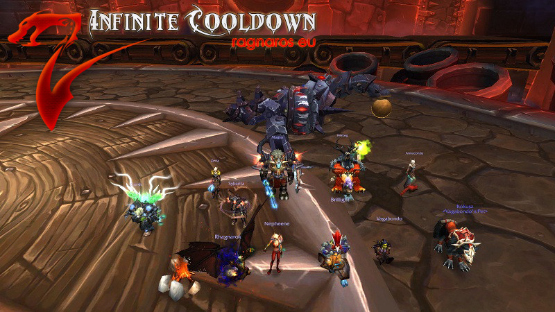 Infinite Cooldown: Siegecrafter - 10 man HC mini - indafoto.hu