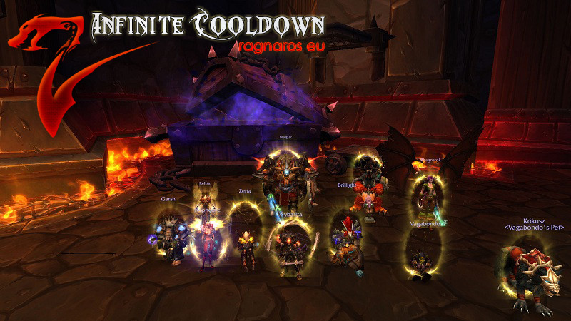 Infinite Cooldown: Klaxxi - 10 man HC mini - indafoto.hu