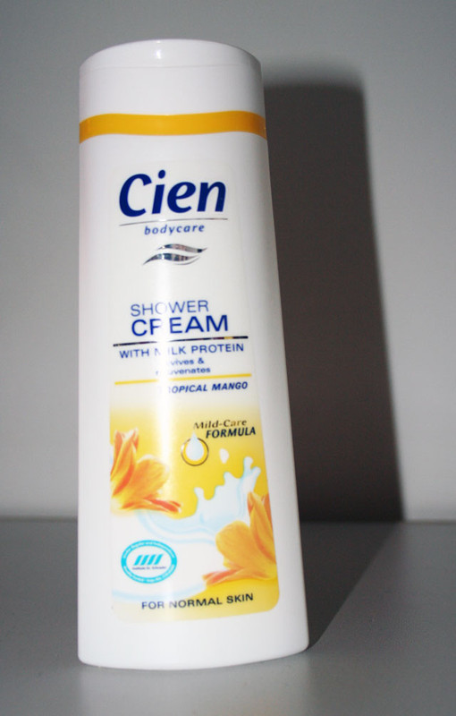 Cien-Shower-cream