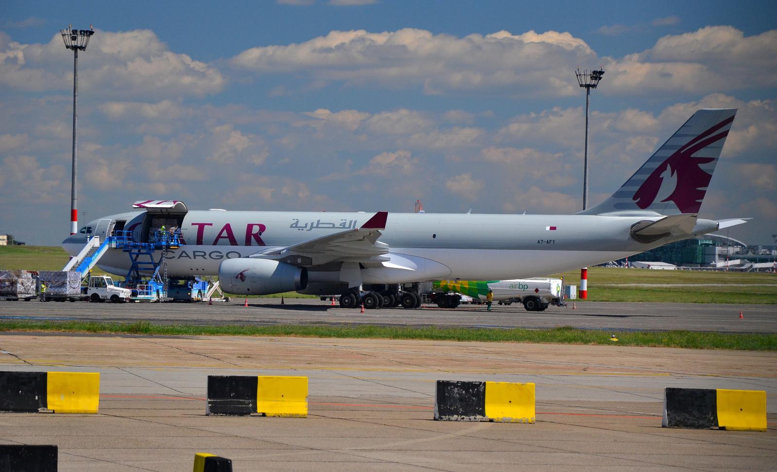 Qatar Airways Cargo - Airbus A330-243F