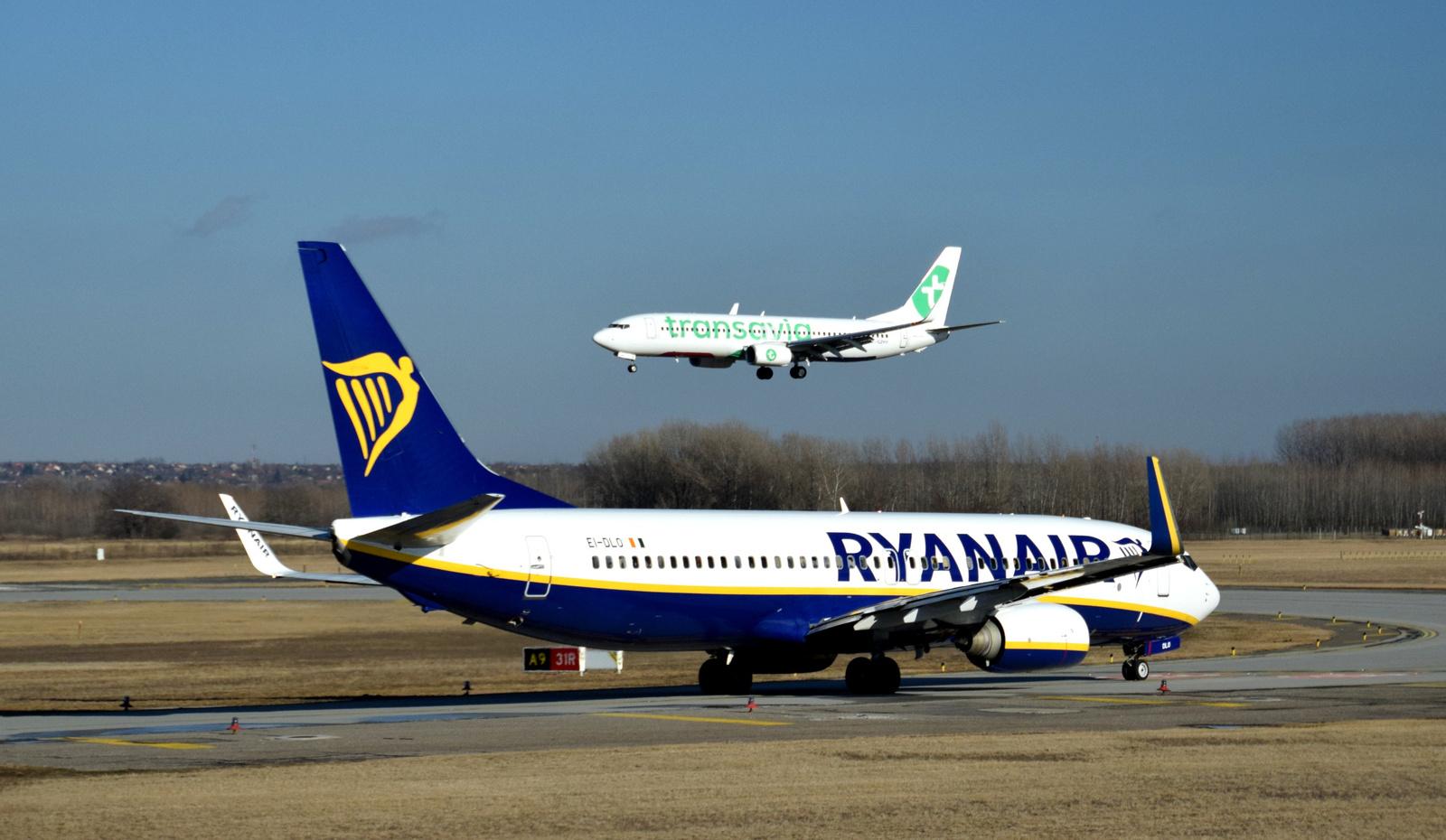 Ryanair - Boeing 737-8AS - EI-DLO