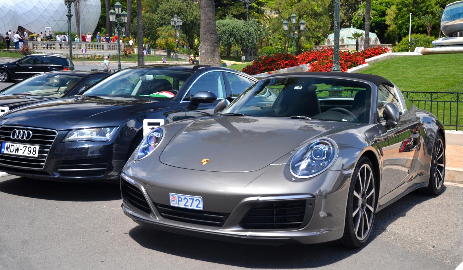 Porsche 911 Targa 4S (991) MkII