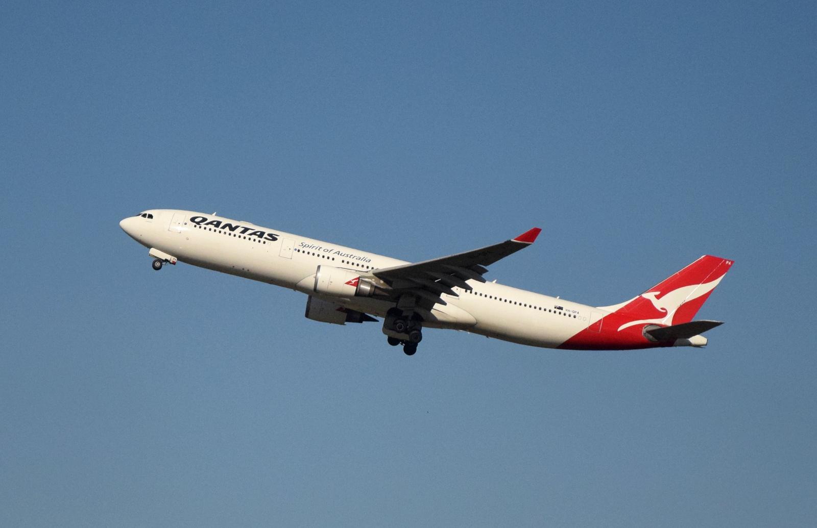Qantas - Airbus A330-303