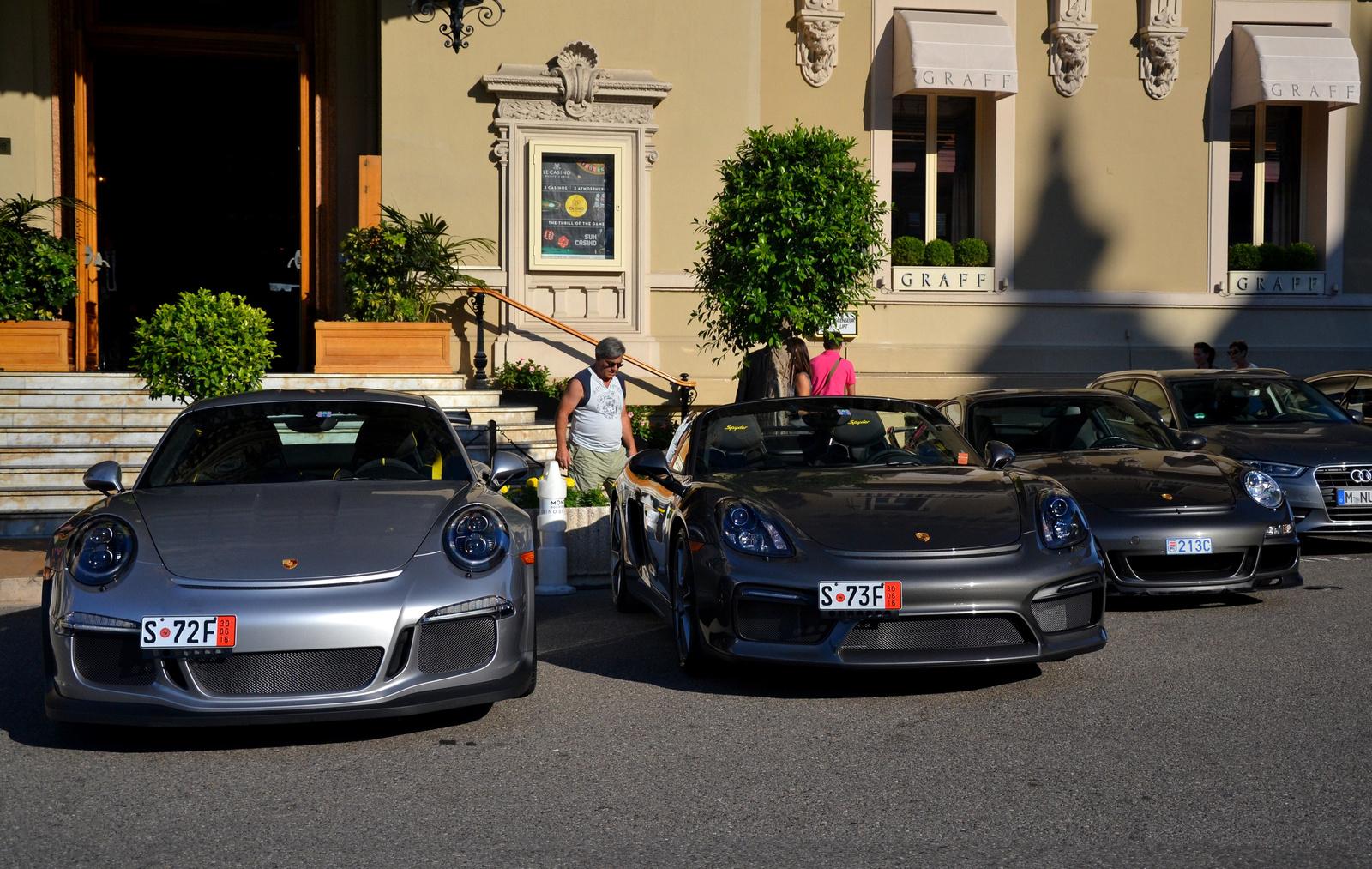 Porsche kombó