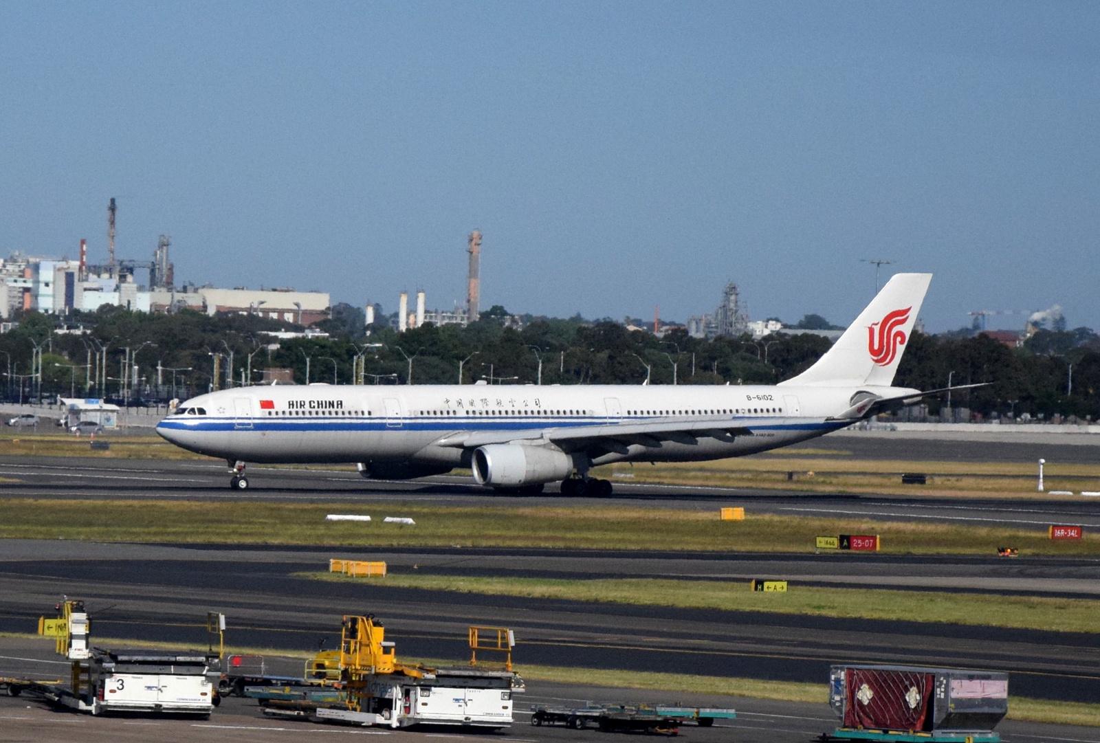 Air China - Airbus A330-343X