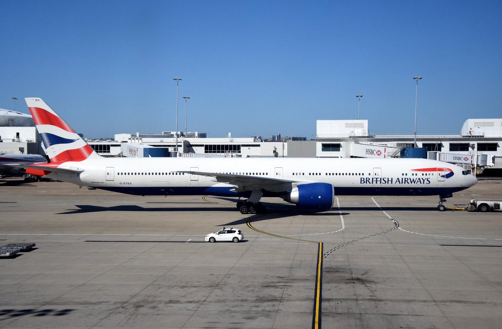 British Airways - Boeing 777-336/ER