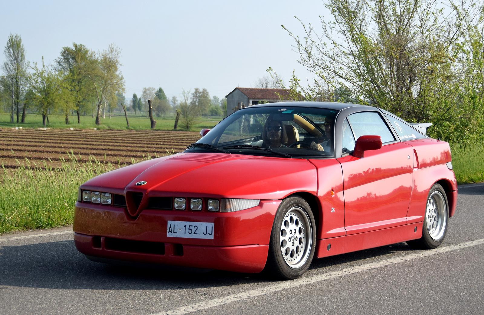 Alfa Romeo S.Z.