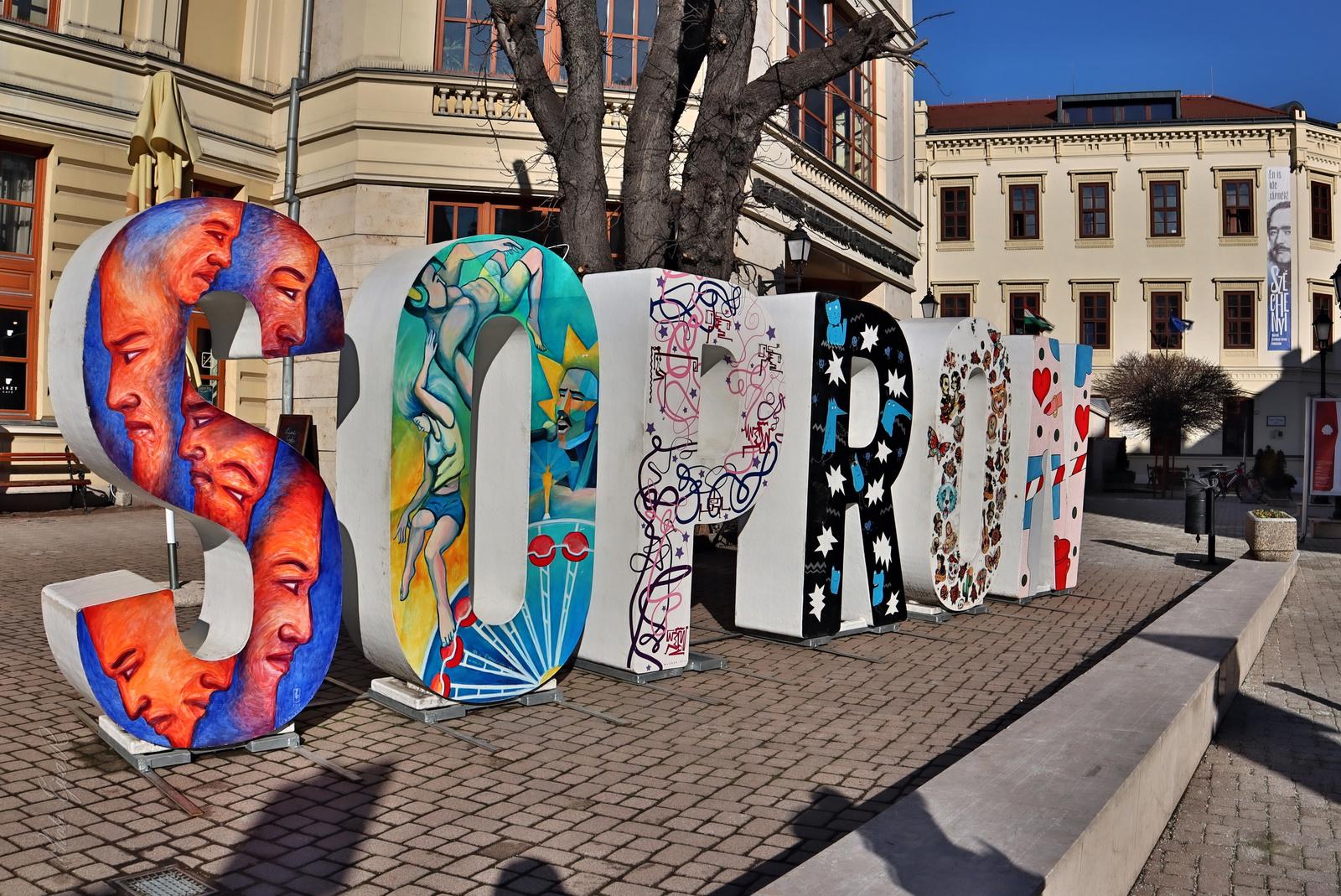 Sopron Betűk