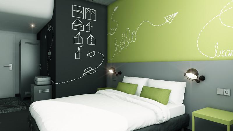VIZ - Ibis Hotel mintaszobák 27 00003