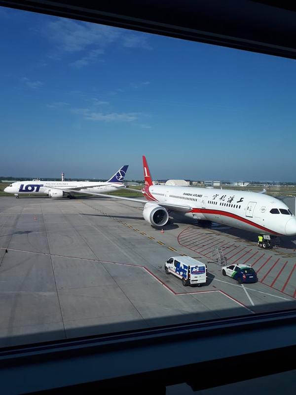 Mától két Dreamliner jár Budapestre