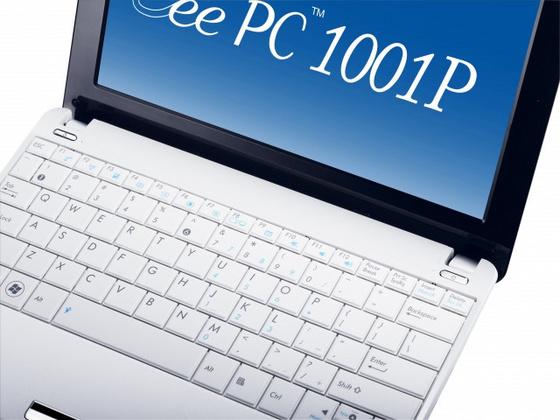 ASUS Eee PC 1001P fehér