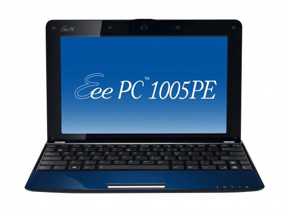 ASUS Eee PC 1005PE kék