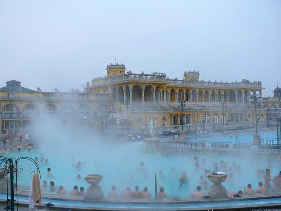 csekati: Fürdőhangulat