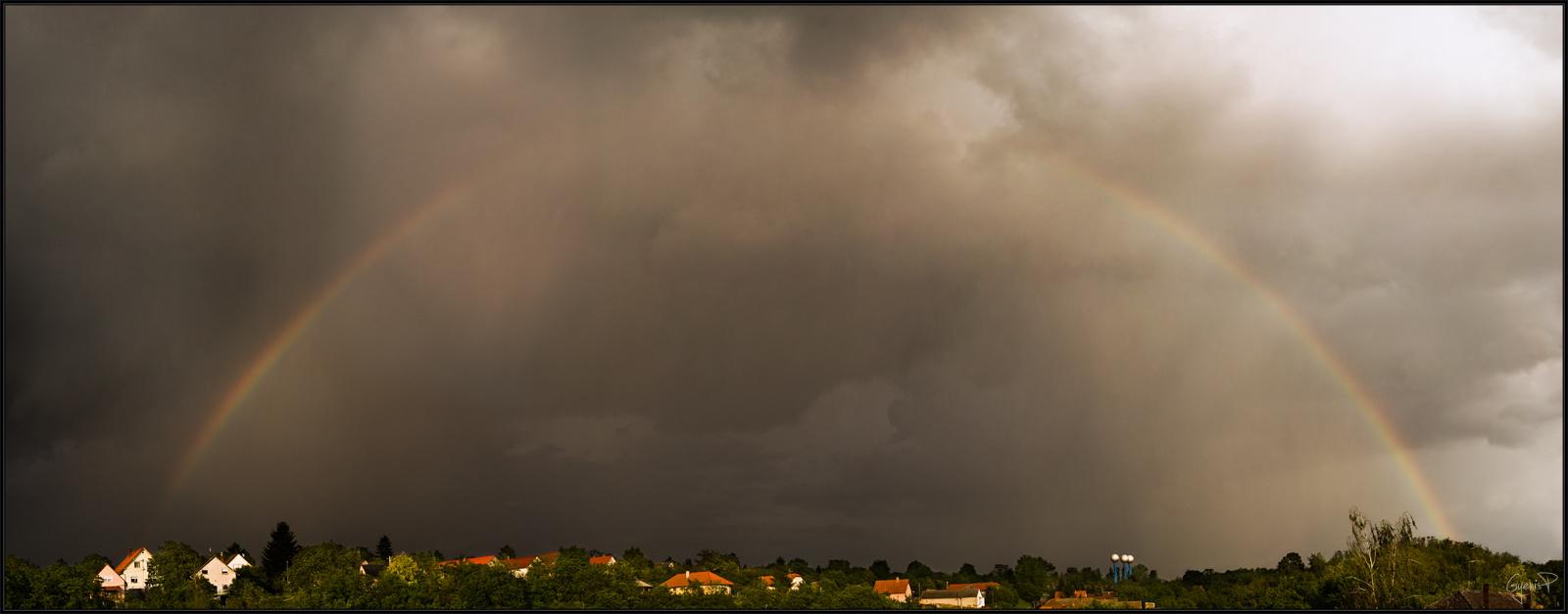 Gyenis: Somewhere over the rainbow...