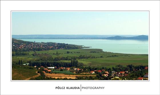 kisklau: A Balaton vára - Szigliget - kilátás