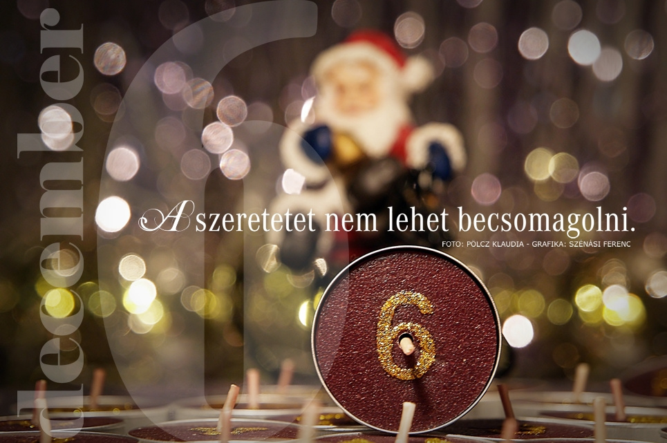 kisklau: Advent 6