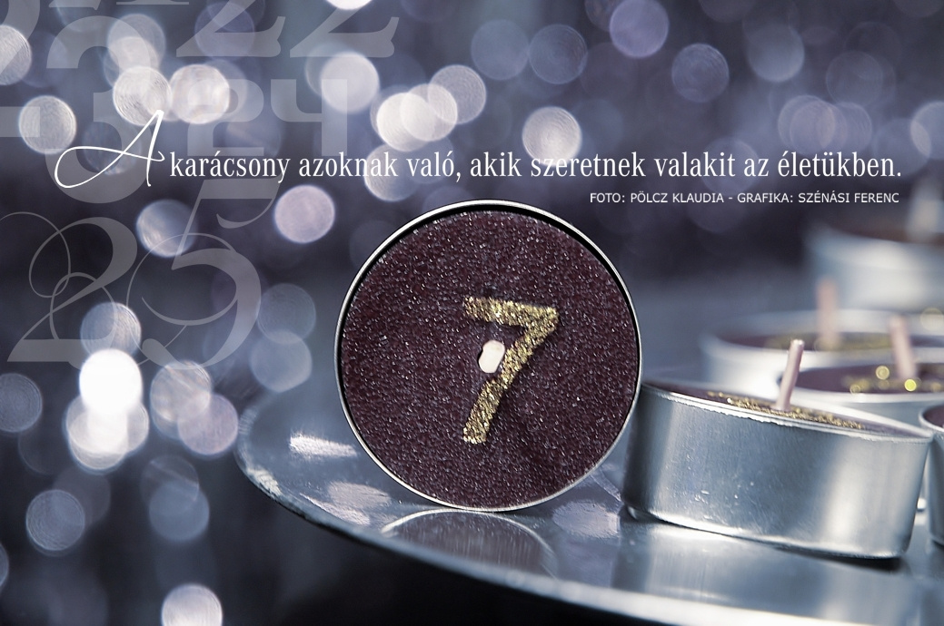kisklau: Advent 7
