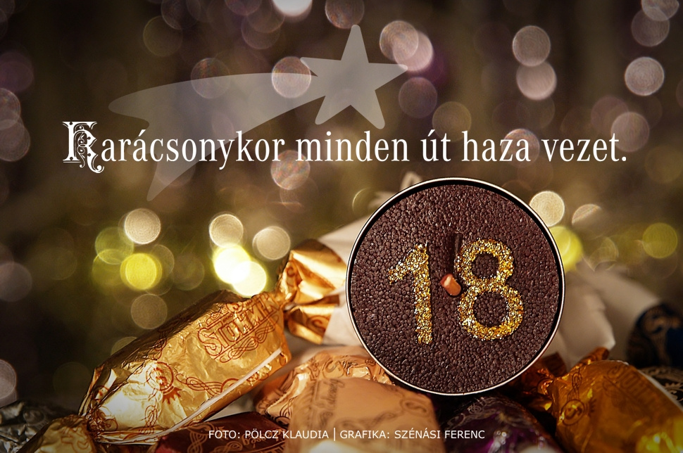 kisklau: Advent 18