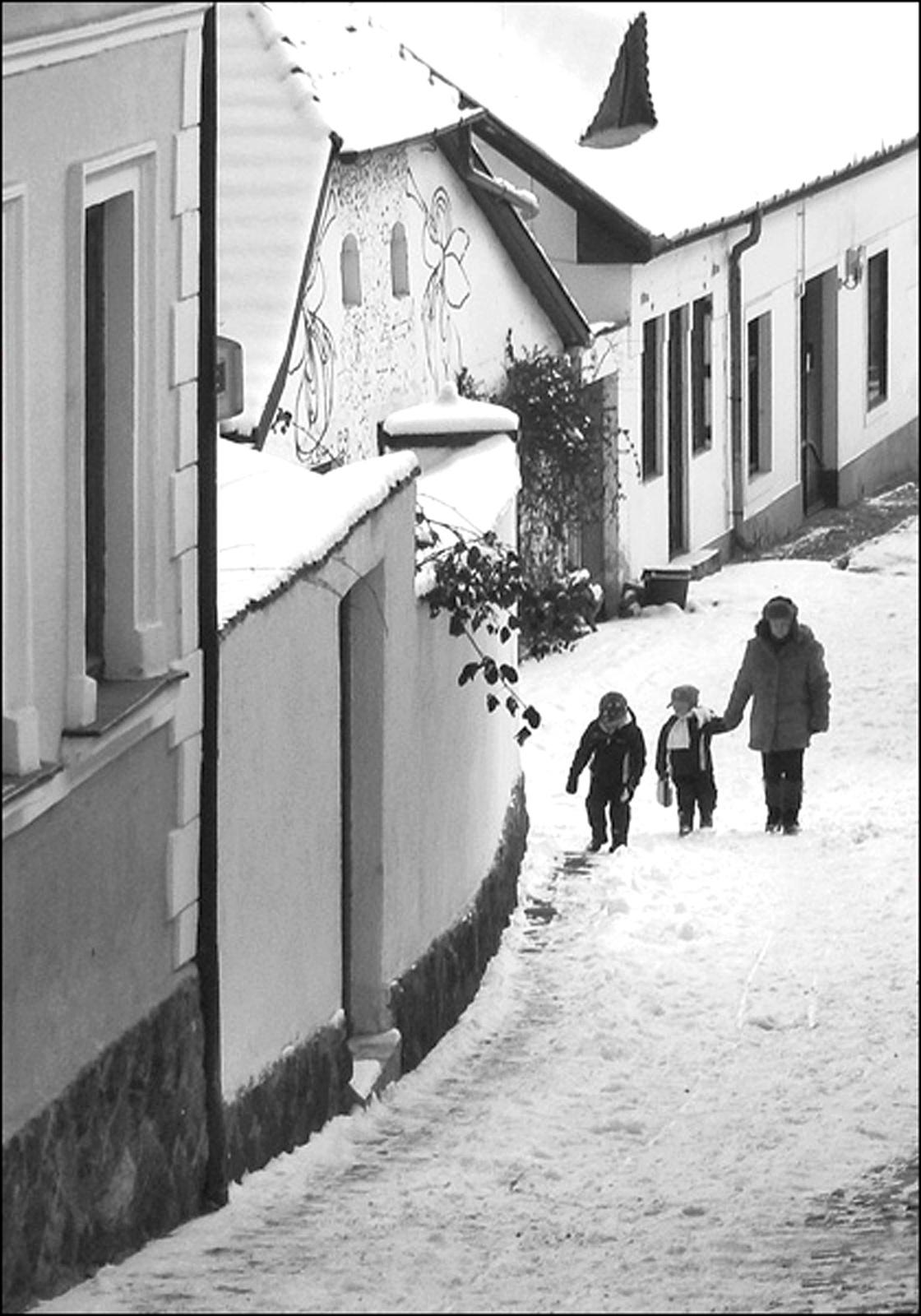 Óvárosi tél