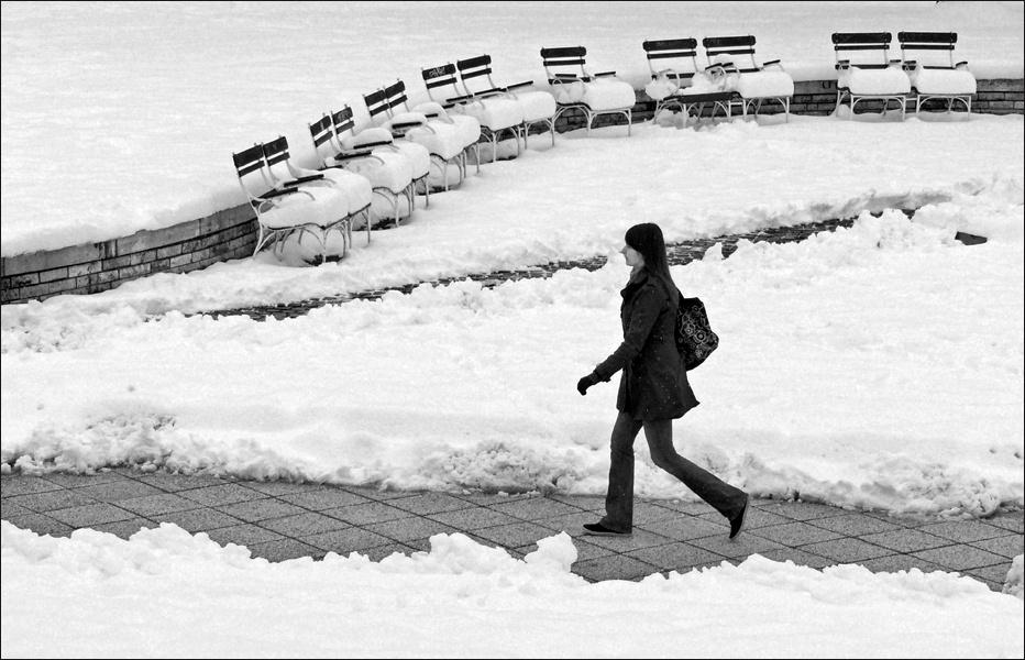 Hóvégi hó