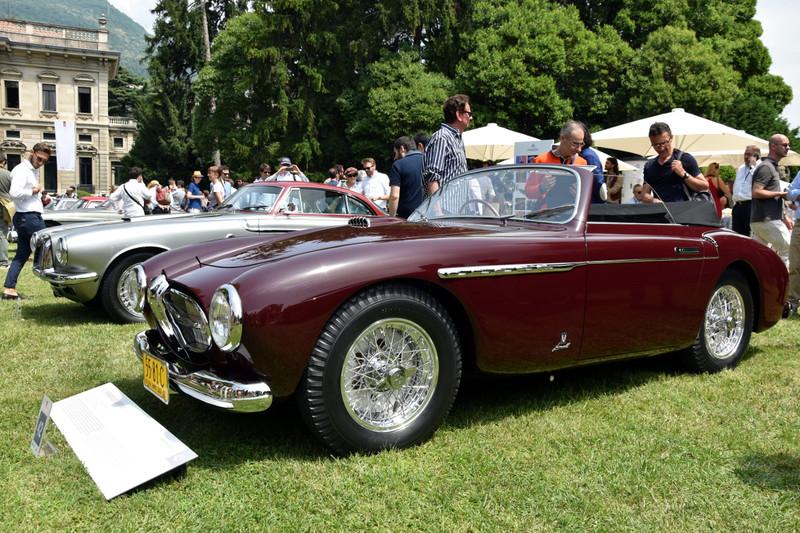 1957 Ferrari 212 Export