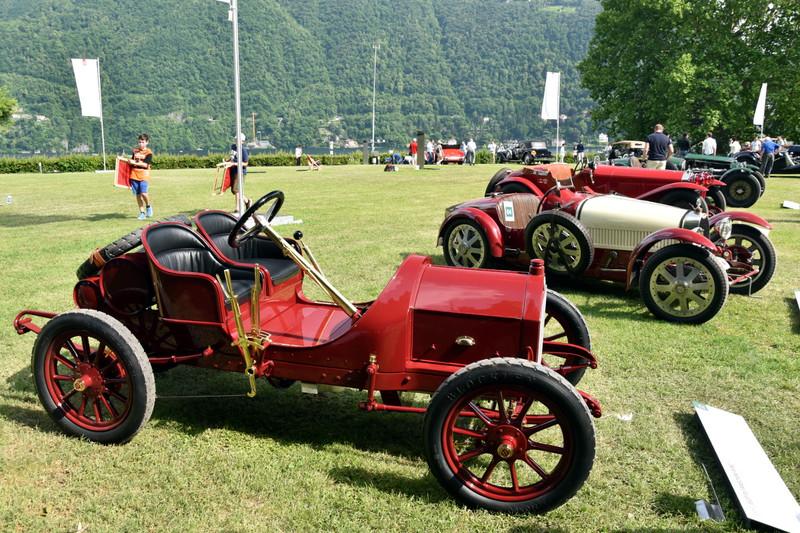 1909 Isotta Fraschini FENC & 1925 Bugatti 35