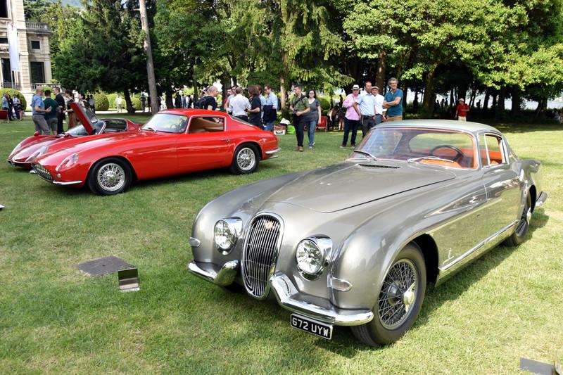 1954 Jaguar XK 120 SE